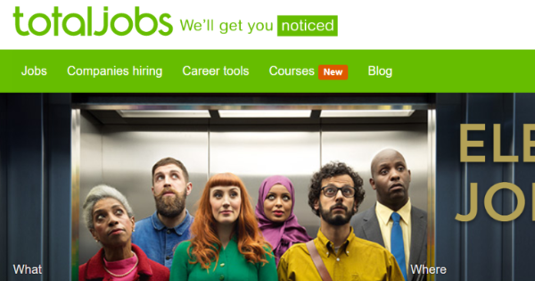 TotalJobs UK