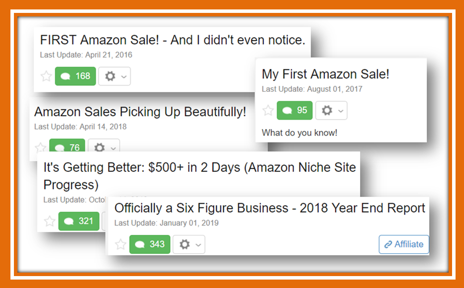 Wealthy Affiliate Review and Amazon Sales